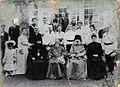Иоанн Кронштадский, епископ Павел (Поспелов), епископ Михей (Алексеев), православное духовенство и верующие.jpg