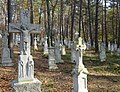 Кладовище у Старій Гуті 2019 рік.jpg