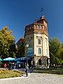 Музей води, Водонапірна башта.JPG