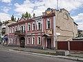 М. Павлоград, Будинок, в якому з 1918 по 1922, працювала Надзвичайна комісія, Вул. Харківська, 73.jpg