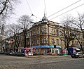 Одеса - Будинок прибутковий Шполянського P1050042.JPG