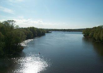 Ulyanovsk Oblast - Sviyaga River