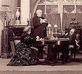 """Спектакль """"Плоды просвещения"""", Малый театр 1911.jpg"""