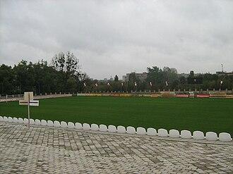 FC Helios Kharkiv - Helios-Arena, Kharkiv (formerly Arsenal-Bavaria Stadium)
