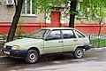 Старая заправка на улице Черняховского - panoramio (10).jpg
