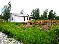 Строящийся дом в поселке УНИВЕРСИТЕТСКИЙ рядом с Академгородком Новосибирска 08.jpg