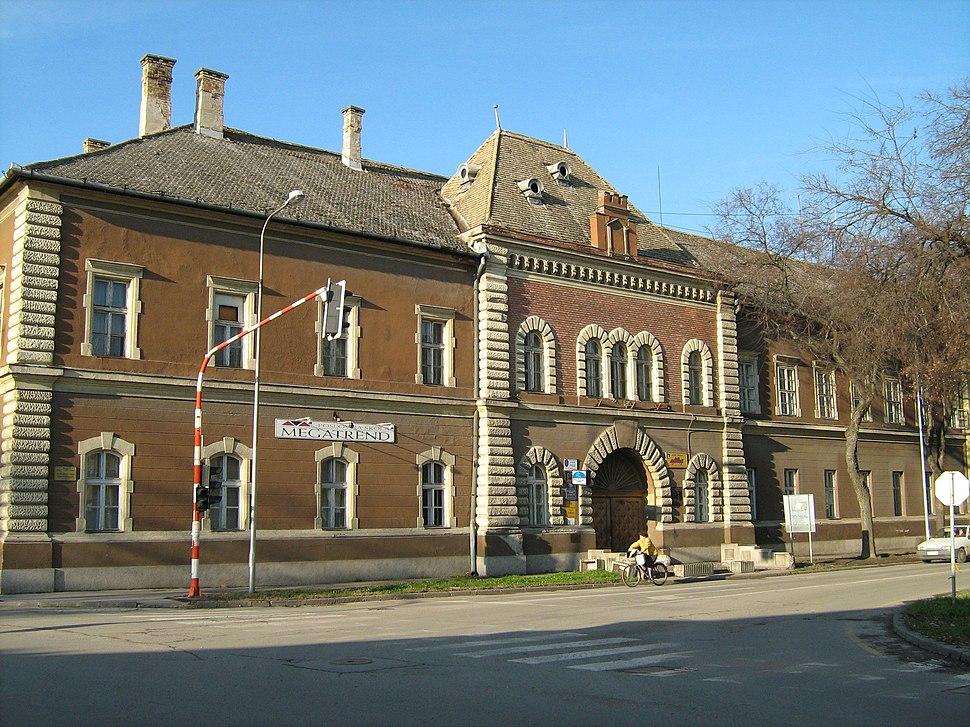 Управна зграда ПК Сомбор