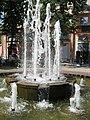 Фрагмент фонтана на бульваре Чайковского (Клин).jpg