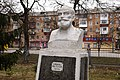 Хмільник P1350009 Пам'ятник-бюст Павлову І.П.jpg