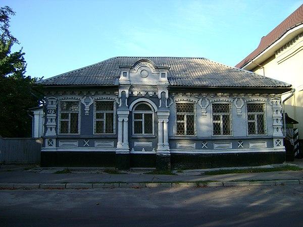 Житловий будинок на бульварі Шевченка, 273 (Черкаси), © Олександр Зараховський, CC-BY-SA 4.0