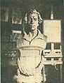 Юліуш Словацький (погруддя для мосту Казимира Великого у Луцьку).jpg