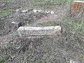 Տապանաքար Մելիքների եկեղեցու գերեզմանում, Գորիս 3.jpg
