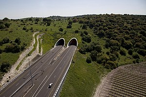 Greenstein Har-Gil, Landscape Architecture - Israel Cross Highway (no. 6)