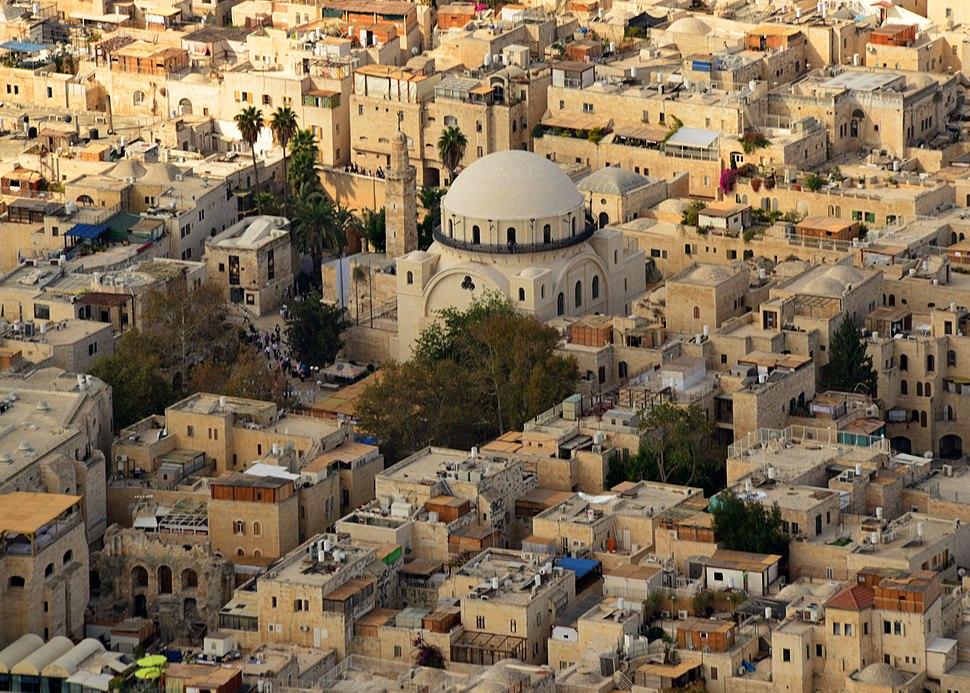 בית הכנסת החורבה בעיר העתיקה