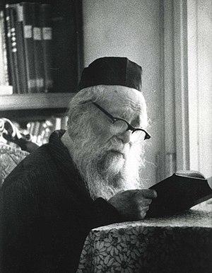 Yechezkel Sarna - Rabbi Meir Chadash