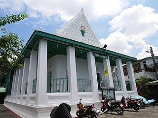 Bang Luang Mosque mosque in Bangkok, Thailand