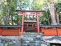 五條市久留野町 御霊神社 Goryō-jinja, Kuruno-chō 2011.4.29 - panoramio (1).jpg