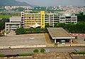 华南农业大学,园艺楼旁的岑村立交收费站 - panoramio.jpg