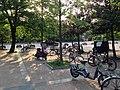 南京明孝陵景区入口自行车停放处 - panoramio.jpg