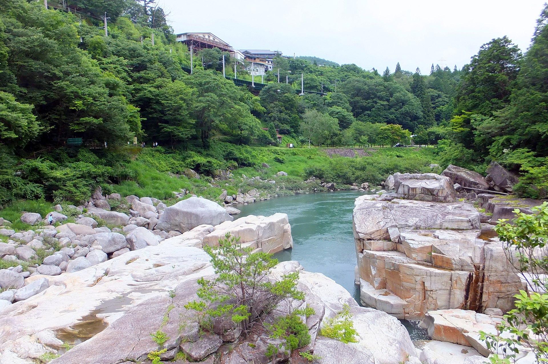寝覚床 - panoramio (1).jpg