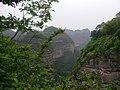 方岩景区象麦垛一样的小山 - panoramio.jpg
