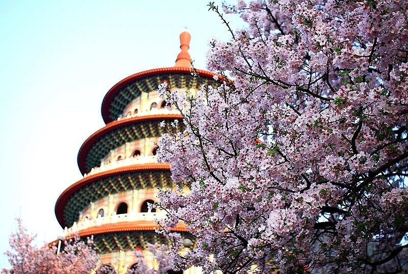 Templos mais bonitos da China