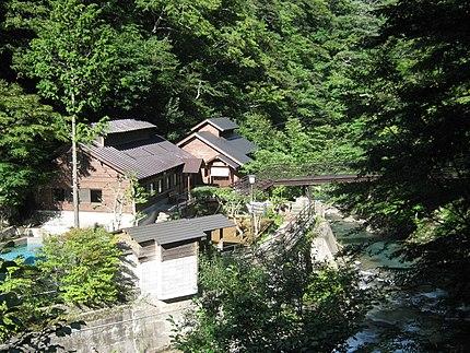 甲子温泉(西郷村)
