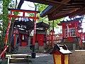笠松稲荷神社の境内社 河内長野市寺元 2013.3.15 - panoramio.jpg