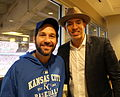 -WorldSeries Game 1- Paul Rudd and Carlos Correa (22467126767).jpg