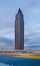 01-01-2014 - Messeturm - trade fair tower - Frankfurt- Germany - 01.jpg