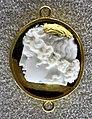012 arte ellenistica, testa di medusa, III sec ac., restaurata in oro nel xv-xvi sec..JPG