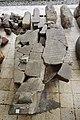 040 Broken Inscription, Museum Mojopahit (40386013432).jpg