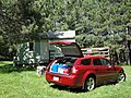 05 Dodge Magnum RT at the cabin (5976626852).jpg