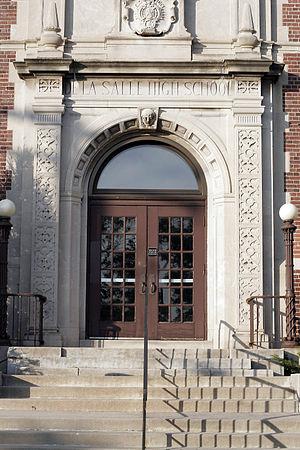 DeLaSalle High School (Minneapolis) - Image: 060701 De La Salle 07