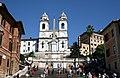 0 L'église de la Trinità dei Monti à Rome 2.JPG