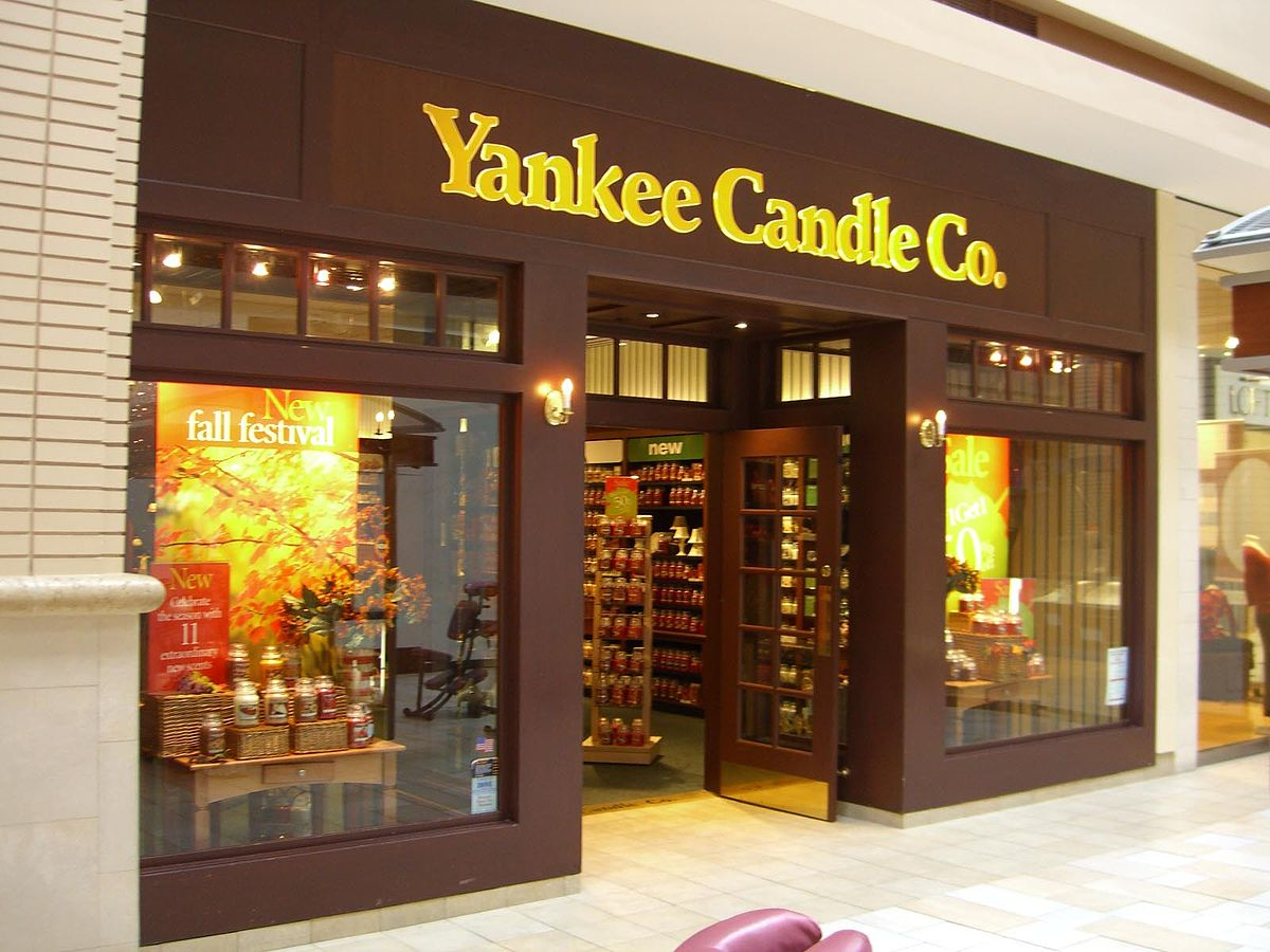 Yankee candle wikipedia for Candele on line