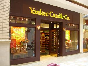 Yankee Candle - The Yankee Candle store in the Newport Center Mall in Jersey City, New Jersey.