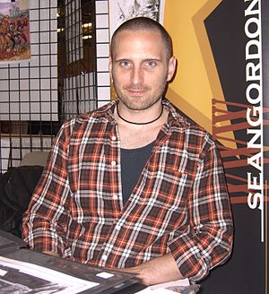 Sean Murphy (artist) - Murphy at the New York Comic Con in Manhattan, October 10, 2010
