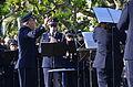 100 Jahre Dampfschiff Stadt Rapperwil - Hafenfest Rapperswil - 'Rosenempfang' durch die Feldmusik Jona 2014-05-23 19-18-41.JPG