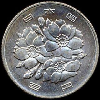 100 yen coin Denomination of Japanese yen