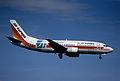 102ae - Air Europa Boeing 737-3M8; EC-GGO@ZRH;09.08.2000 (5056656911).jpg