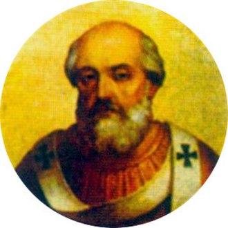 Pope Adrian II - Image: 106 Adrian II