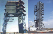 11-WFF Launch Pads