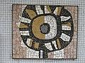 1100 Arnold Holm-Gasse 2 Stg. 36 PAHO - Mosaik-Hauszeichen von Johannes Wanke IMG 7871.jpg