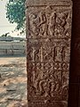 11th 12th century Chaya Someshwara Temple, Panagal Telangana India - 40.jpg