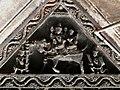 11th century Panchalingeshwara temples group, Kalyani Chalukya, Sedam Karnataka India - 32.jpg