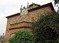 131 Casa Llorenç, façana c. Blancafort (la Garriga).JPG