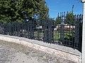 13 Szent Erzsébet Street, fence, 2020 Sárospatak.jpg