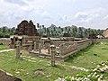 15th-16th century ruins of market and Vaishnavism Achyutaraya Tiruvengalanatha temple, Hampi Hindu monuments Karnataka 2.jpg
