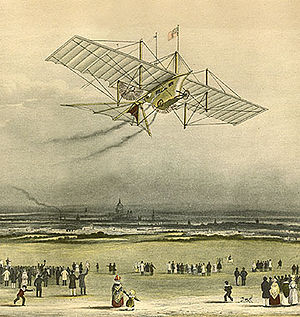 Steam aircraft - The 1842 Aerial Steam Carriage of Henson and Stringfellow